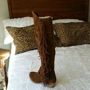 Naughty Monkey boots. NWOT